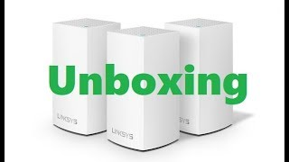 Linksys Velop Dual-Band Whole Home Mesh WiFi System [Unboxing]