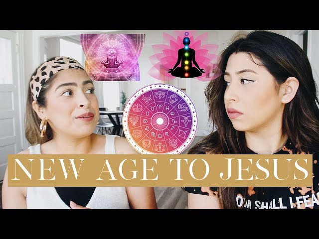 Deceived By New Age...FROM NEW AGE TO JESUS | Our Testimony