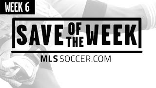 2014 Save of the Week Nominees: Week 6