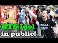 BTS - IDOL - KPop Dance in Public!!