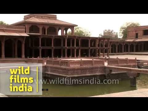 Fatehpur Sikri complex - Agra