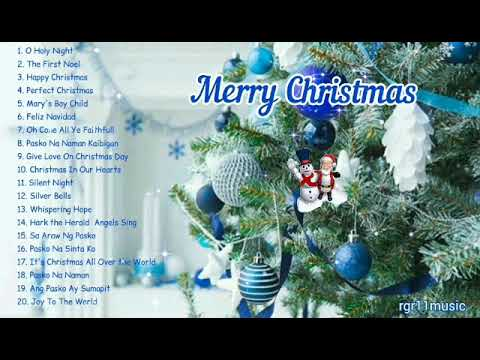 Jose Mari Chan Christmas Songs With Lyrics Youtube