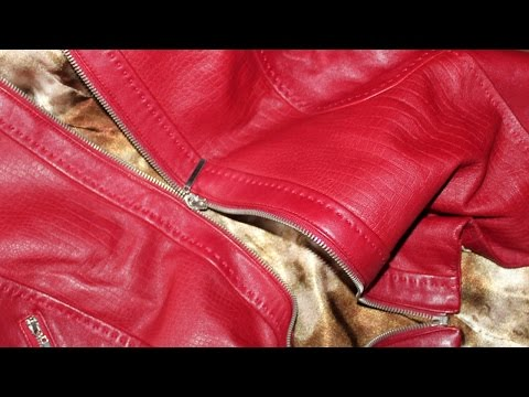 Repair a Metal Zip on Clothes - DIY Style - Guidecentral