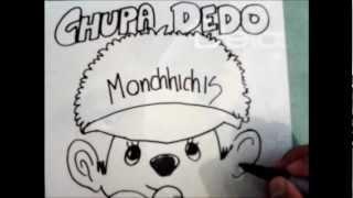 COMO DIBUJAR Monkikis(Monchhichis) Drawing CHUPA DEDO TERNURITA Cartoons Remembers