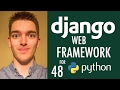 How to Get Data Out of a Django Model and in to the HTML Template (Django Tutorial) | Part 48