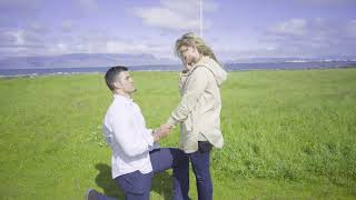 Icelandic Proposal - Drue Tranquill and Jackie Gindt