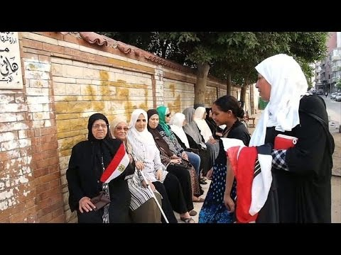 Polls open in Egyptian presidential election
