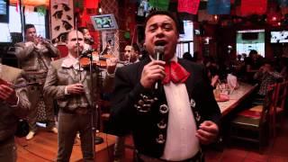 Opteka SteadyVid Pro - Mariachi band at Mi Tierra restaurant, Chicago (Canon t3i DSLR)