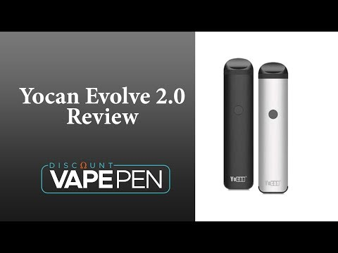 Yocan Evolve 2.0 Vaporizer Review