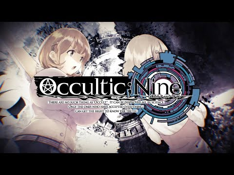 ゲーム『OCCULTIC;NINE』オープニングムービー