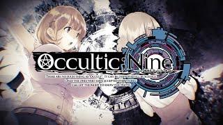 ゲーム『OCCULTIC;NINE』オープニングムービー thumbnail