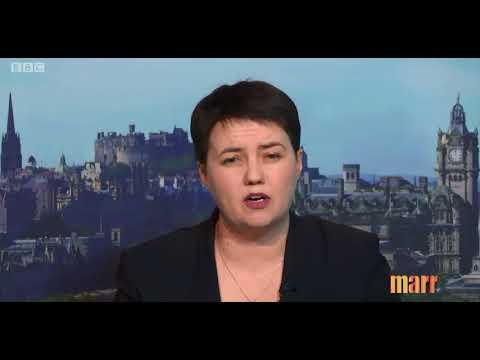 Ruth Davidson - EU disagreements do not reflect Brexit progress
