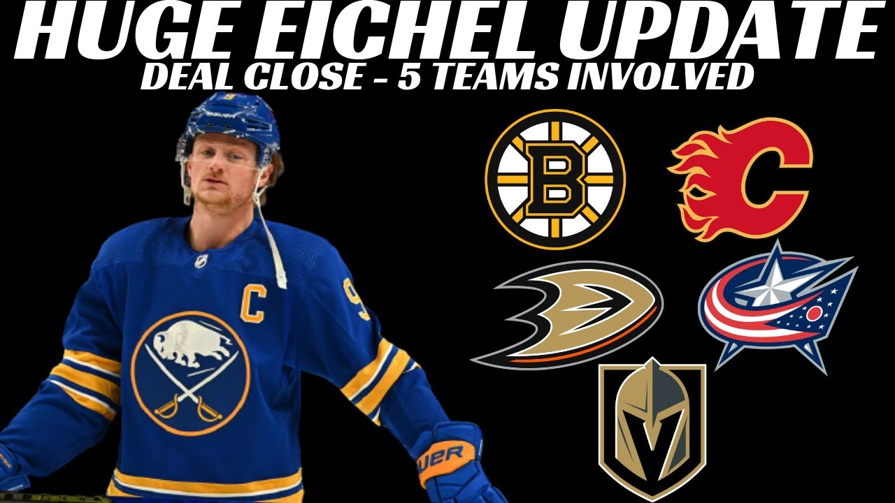 Download Huge NHL Trade Rumours - Major Eichel Update, Trade Imminent? 5 Teams Involved