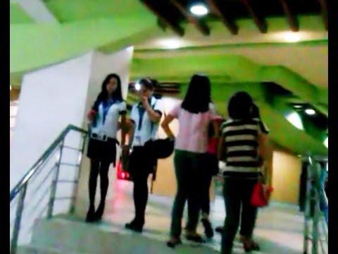 Inside the BQ Mall, Bohol, Philippines