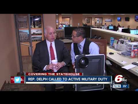 Indiana State Senator called to serve in U.S. Army