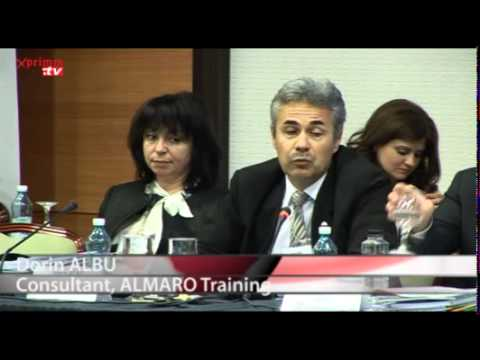 Dorin ALBU Consultant, ALMARO Training  BROKERS'         Conference - Presentation