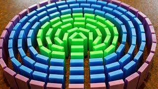 "How To Build a Domino ""CIRCLE FIELD"" (ft. AllAroundAudrey)"