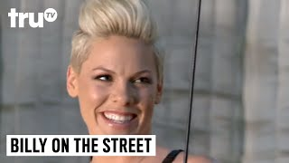 Billy on the Street - Billy in the Air With P!nk