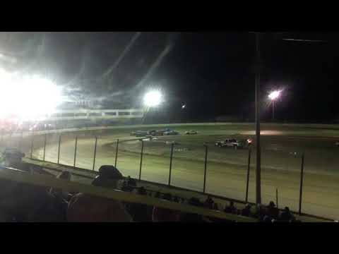 Jackson Motor Speedway 3/9/18 Factory Stock Heat 1