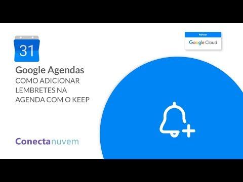 Muitas tarefas? Saiba como adicionar lembretes no Google Agenda com o Keep