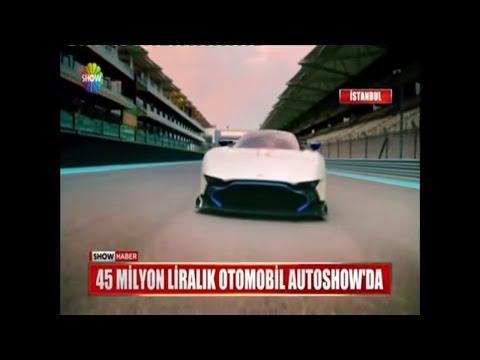 45 Milyon Liralık otomobil Autoshow'da