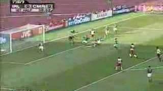 Mboma Goal
