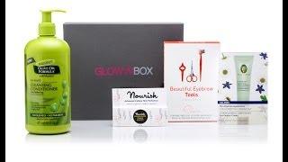 Glowwbox Unboxing June Edition