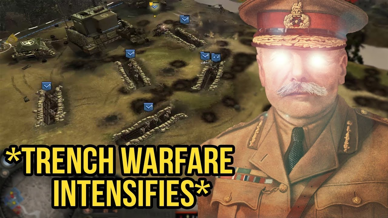 Download Bringing WW1 Tactics to a WW2 Setting - Company of Heroes