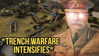 Bringing WW1 Tactics to a WW2 Setting - Company of Heroes