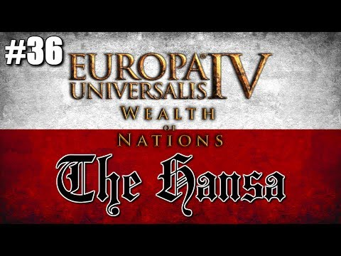 "Europa Universalis IV (EU4) Wealth of Nations Let's Play - The Hansa - #36 ""Congo Coast"""