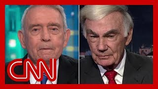 Dan Rather, Sam Donaldson have dire warning about Trump