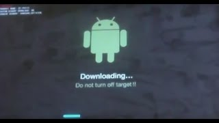 Installing the Original Factory os on Samsung Galaxy Tab 2 10.1 fixing boot problems