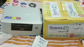 Microtek UPS E2+ 1625 24V Inverter : Feature and Quick Review (Hindi) (Live Video)