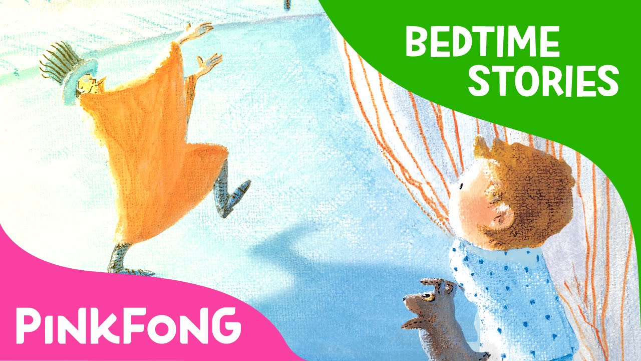 Kiss the Shadow | Bedtime Stories | PINKFONG Story Time for Children