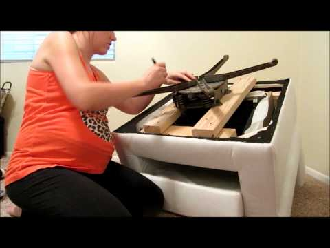 DIY: How to make a swivel rocking chair