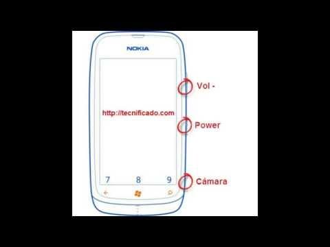 Hard Reset Nokia Lumia 610