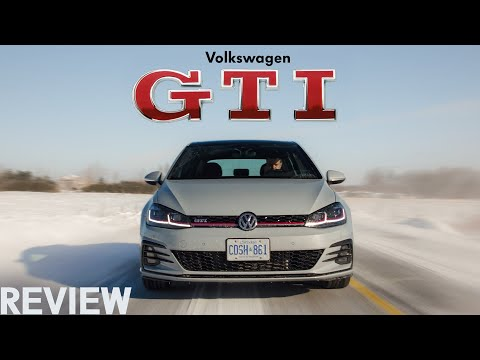 2018 VW GTI Review - The Perfect Daily Driver