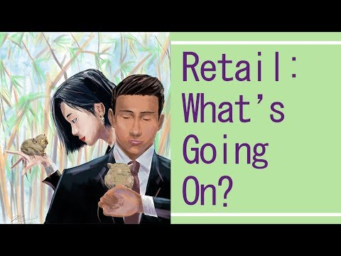 What's Happening to the Retail Industry? (Art and Finance Vlog #22)
