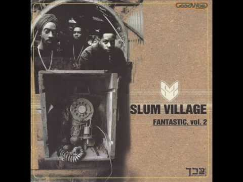 Slum Village - 2U 4U [Live Drums]