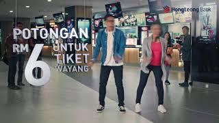 GSC Hong Leong Credit Card - Tengok Wayang Sampai Goyang! thumbnail