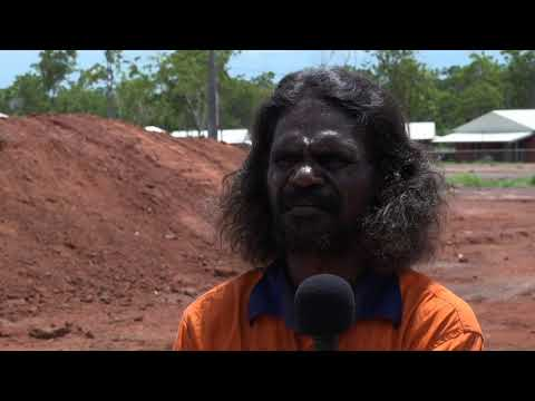 Aboriginal TV Channel 4 NEWS -  Aboriginal Business Enterprises in Wadeye