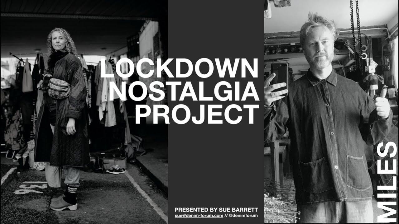 Sue Barrett's Lockdown Nostalgia Project - MILES