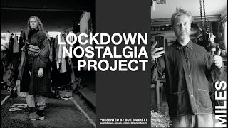 Sue Barrett's Lockdown Nostalgia Project - MILES