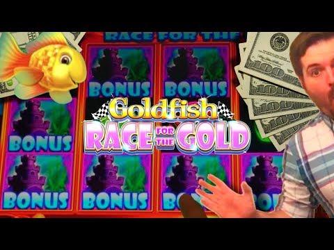 why the goldfish casino slots not working