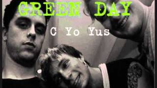 Green Day - C Yo Yus - Rare