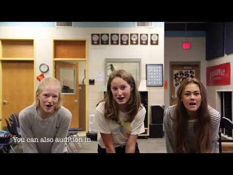 Video For Musical Auditions