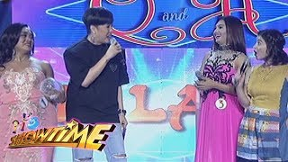 Anne Curtis says that Miss Q & A Candidate Queen Isabella Lopez's f...