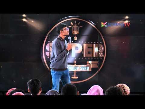 Ridwan Remin: Nunggu Cewek Dandan - SUPER Stand Up Seru eps 190