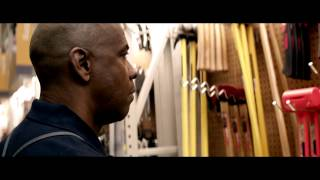 The Equalizer - Il vendicatore - Trailer italiano ufficiale - Al cinema dal 09/10