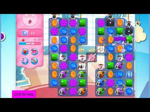 Candy Crush Saga Level 2984 NO BOOSTERS Cookie